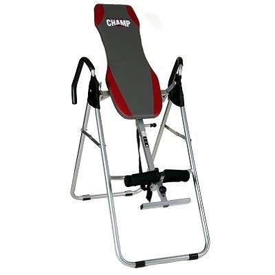 inversion therapy without table ch it8070 inversion therapy table a