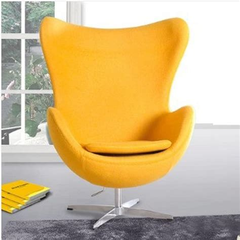 living room single chairs egg style chair top living room furniture chairs modern style bright color egg