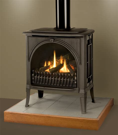 Free Standing Gas Fireplace by Free Standing Gas Fireplaces Kvriver