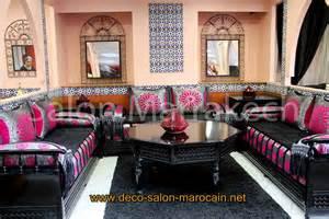 salon marocain bois noir design moderne d 233 co salon marocain