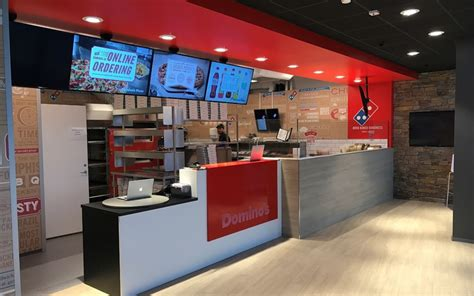 domino pizza outlet domino s opens in sweden