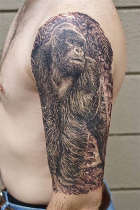 tattoo expression wildlife tattoos tom renshaw ink with expression