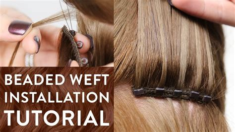 tutorial for black bonded weave hairstyles sew in hair extensions tutorial trendy hairstyles in the usa