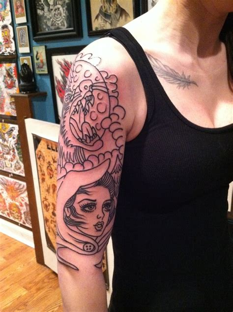 girl tattoo sleeve ideas s sleeve best design ideas