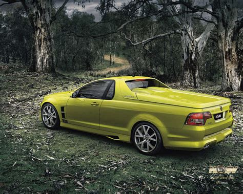 2008 hsv maloo r8 ute picture 204999 car review top