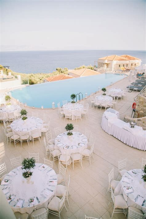 Greek Island Wedding InspirationsWedding in Koroni