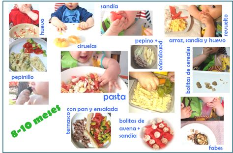 baby led weaning nuestro primer ano