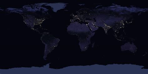 lights of the world 2017 new night lights maps open up possible real time applications