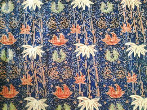 Bahan Batik Jambi jual batik jambi batik cap bahan katun ria lestari batik