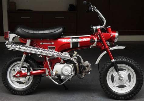 Ruby 5 70 Ct honda ct70 mini trail motorcycles