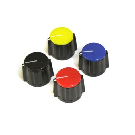 Elma Knobs by Elma Sifam Style Wing Collet Knob Black Base