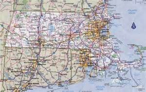 map of roads and highways large detailed roads and highways map of massachusetts