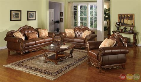 formal living room furniture sets beth traditional medium wood formal living room sets with