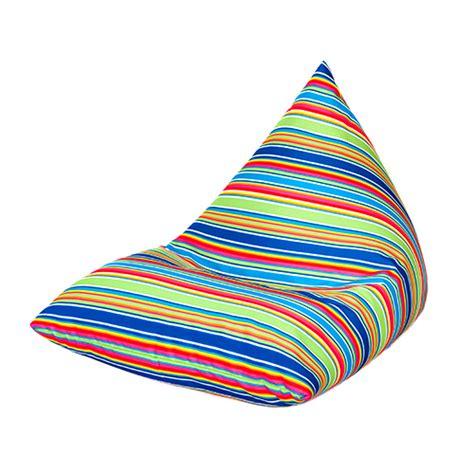 waterproof bean bags ebay pyramid bean bag triangular gaming chair indoor outdoor