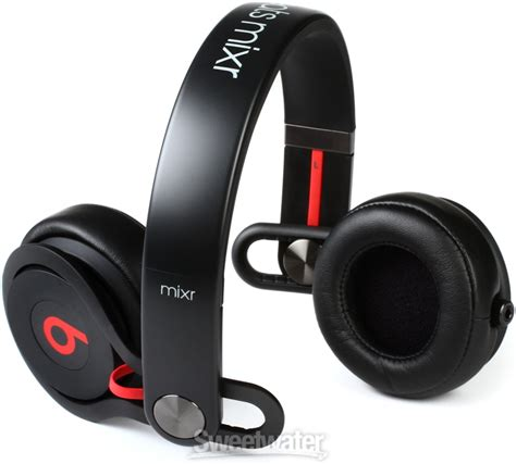 Headphone Beats Dj beats mixr dj headphones black sweetwater