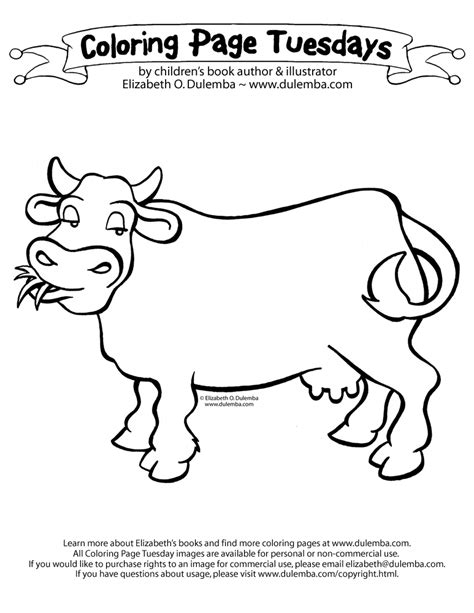 cow spots coloring page coloring page tuesday moo cow