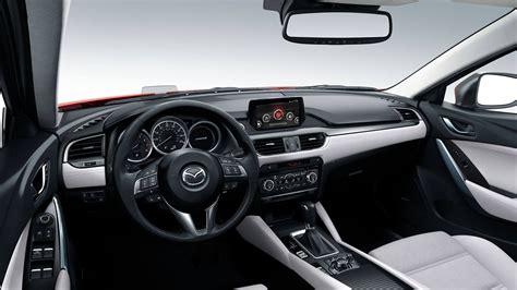 mazda interior 2016 2016 mazda6 gt review