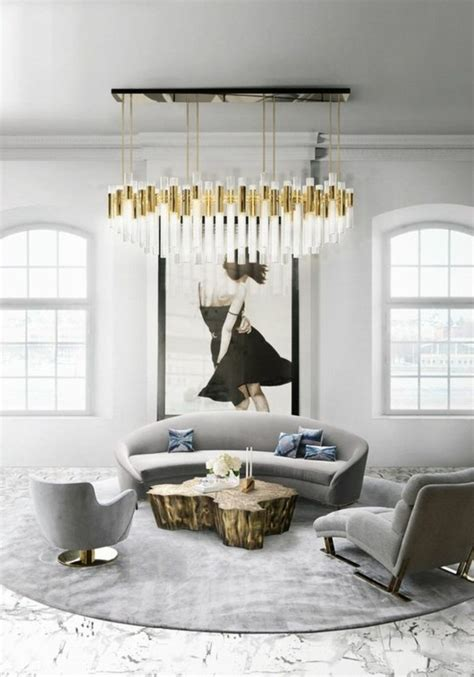 deko für kerzenhalter dekoration wohnzimmerwand