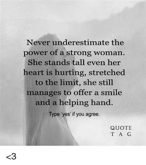 Strong Woman Meme - never underestimate the power of a strong woman she stands