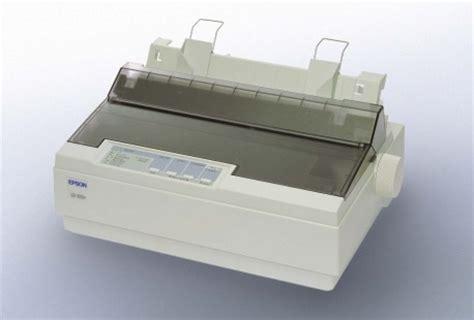 Fast Print Printer Dotmatrix Original Epson Lq300 epson lq 300 epson