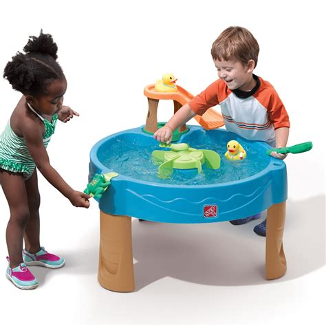 step2 duck pond water table kohls duck pond water table kids sand water play step2