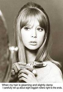 hair colours best for in their sixties 1960s long hairstyle tips by sixties model pattie boyd