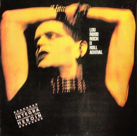 Vinyl Lou Reed lou reed rock n roll animal vinyl lp album at discogs