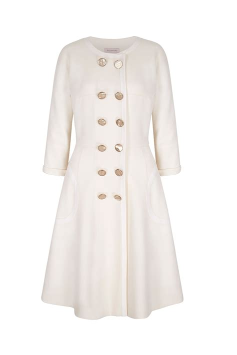 Marnie Coat Dress cream