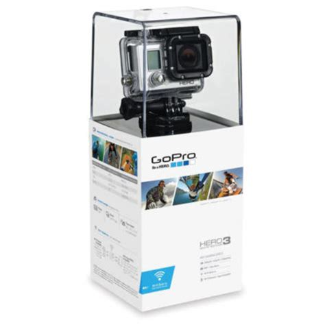 Jual Gopro Hero3 White Edition jual gopro 3 white edition cameraindo