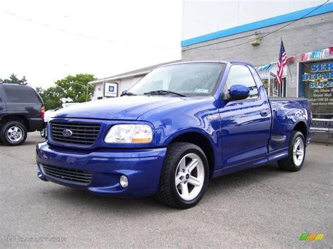2003 sonic blue metallic ford f150 svt lightning 13297346 gtcarlot car color galleries