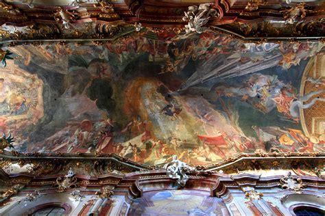 Auf Der Decke by Decke Der Asamkirche In M 252 Nchen Foto Bild Architektur