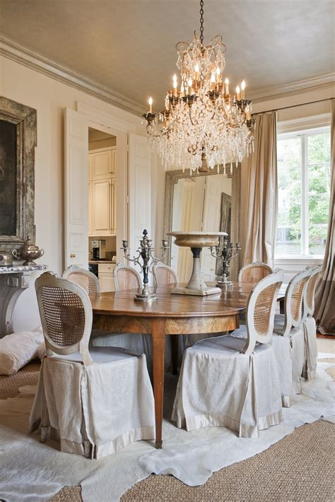 52 Ways Incorporate Shabby Chic Style Into Every Room In Chic Dining Room Ideas