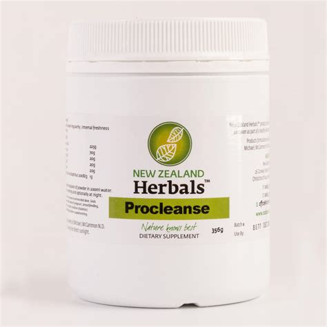 Detox Cleanse Nz by Pro Cleanse Nz Herbals