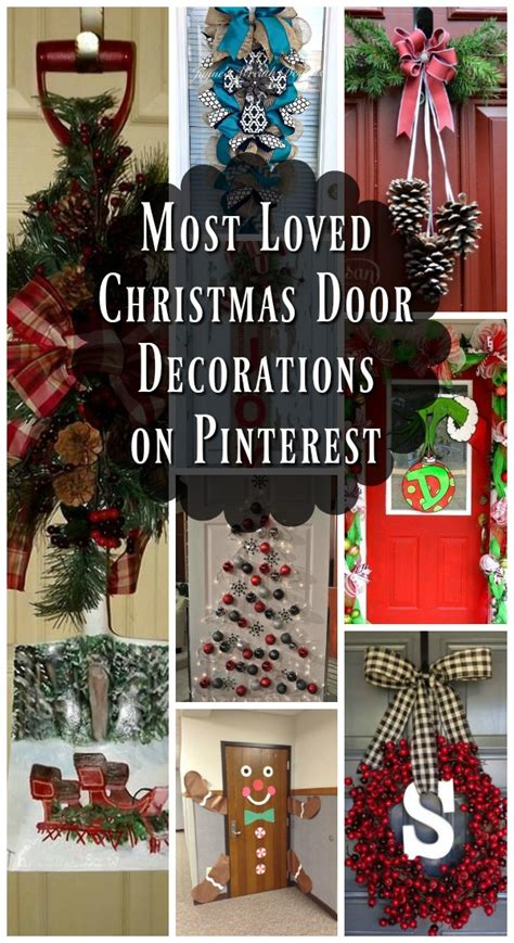 most popular christmas office decorating door ideas most loved door decorations ideas on all about