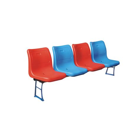 Acrylic Potongan lipat plastik stadion kursi kursi stadion stadium tempat