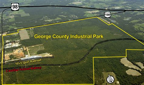 George County Ms Property Records George County Ms Industrial Park