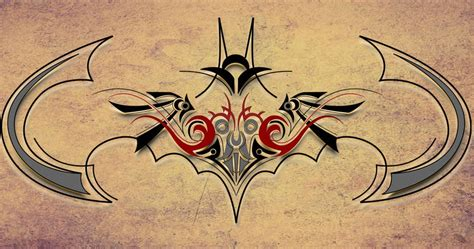 batman tattoo deviantart batman tribal tattoo designs batman tattoos