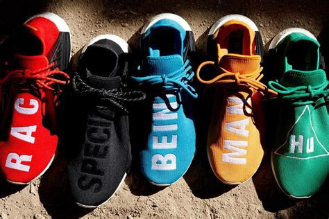 Nmd Human Race Friends And Family is pharrell s friends and family adidas nmd getting a
