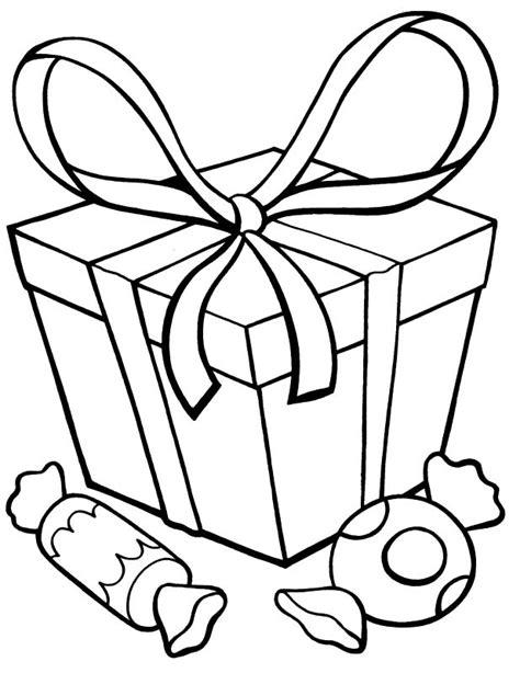 imagenes de navidad para colorear regalos regalos para colorear pintar e imprimir