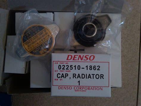Spare Part Toyota Innova cap radiator toyota avanza innova komarudin toko spare