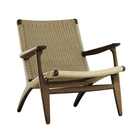 Hans Wegner by Carl Hansen Hans Wegner Ch25 Easy Chair By Hans