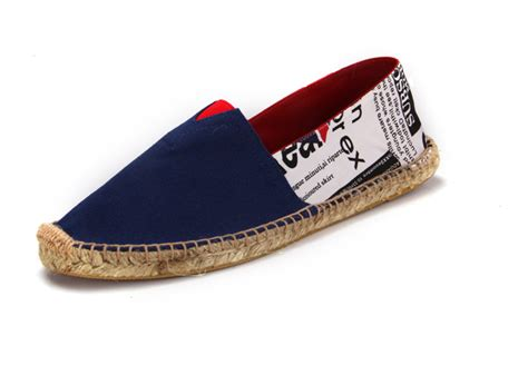 new mens womens classic rubber sole slip on canvas shoes