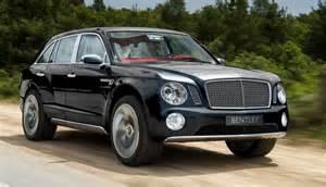 Replica Bentley Suv Bentley Bentayga Is Heading To Showrooms