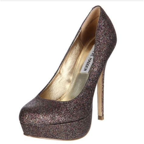 steve madden sparkly high heels 75 steve madden shoes steve madden multi colored