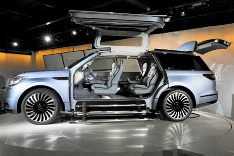 1998 lincoln navigator towing capacity 2017 lincoln navigator concept cars magazine