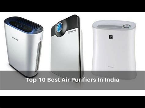 top 10 best air purifiers reviews best price comparison 2017