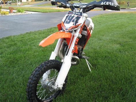 2012 Ktm 50 Sx For Sale 2012 Ktm 50 Sx Sr 6000 Invested Th Racing For Sale