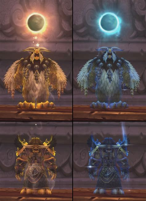 world of warcraft chronicle volume 1 balance druid spell animations wow chronicle volume 1
