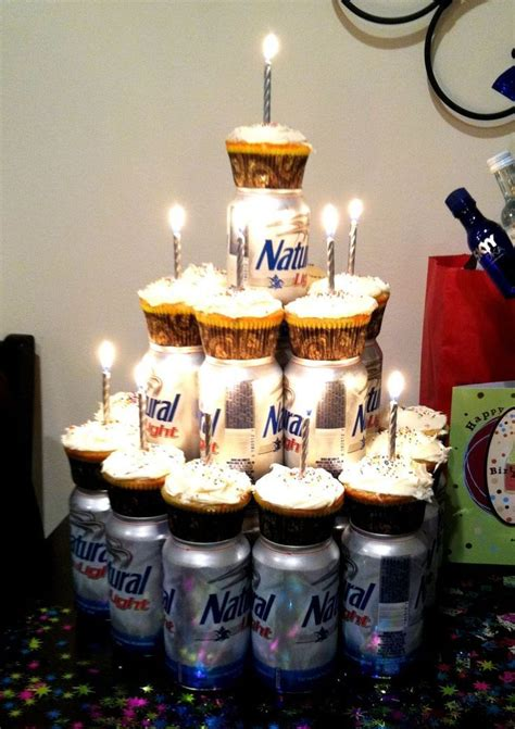 beer cupcakes cupcakes your man s favorite beer cute idea for my