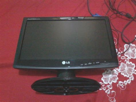 Monitor Lcd Lg 16 Inch monitor lg 16 polegadas r 100 00 em mercado livre